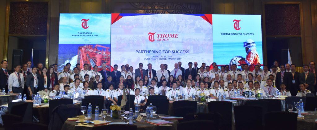 Partnering for Success – Annual Officer Conference Manila