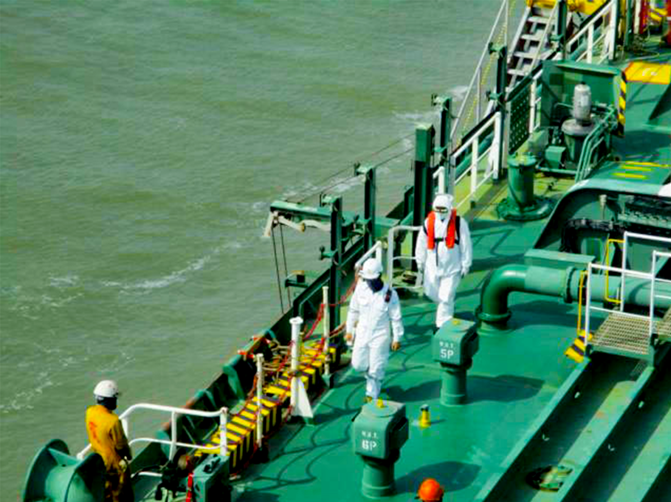 Thome Group speaks to Human Rights at Sea about PPE for Seafarers