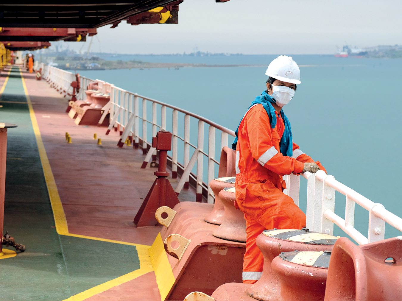 Crew Changeover Protocol Amid COVID-19 Situation