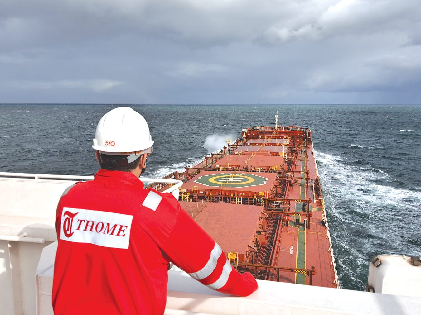 ISWAN Provides Seafarer Assistance for Thome Group