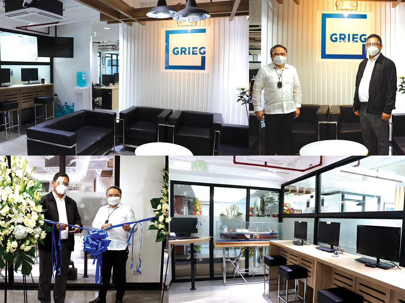 Grieg Star Philippines Relocates to Thome's TSM Building