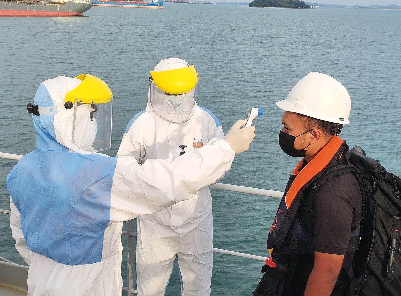 The New Normal for our Seafarers – How are they coping?